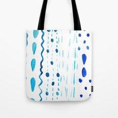 Dot Dash Dot Tote Bag