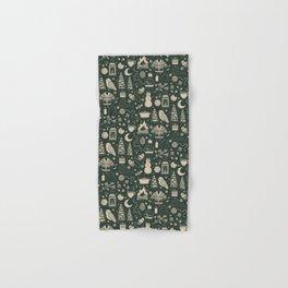 Winter Nights: Forest Hand & Bath Towel