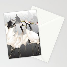 1000 Lucky Cranes Stationery Cards