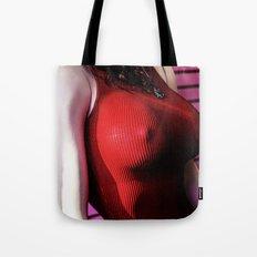 Red Top Tote Bag