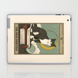 The High Priestess Laptop & iPad Skin