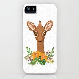 Dik - Dik Baby Antelope iPhone Case