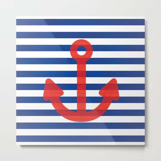 Sailor.. Metal Print