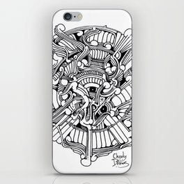 Charly Draws iPhone Skin