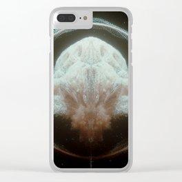 O R G A N ! C A Clear iPhone Case