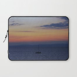 Sunset on the Water Laptop Sleeve