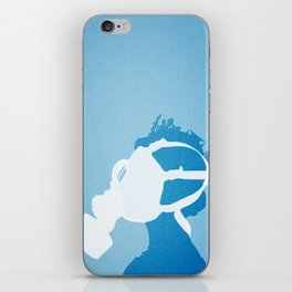 Royal Nose + Lost Time iPhone Skin