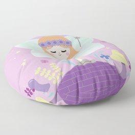 Polly Pocket Ella Floor Pillow