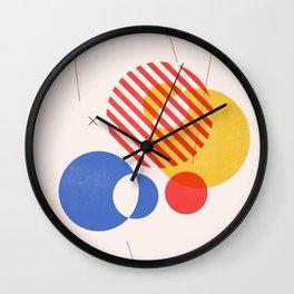 Commander II Wall Clock