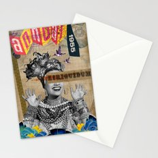 Public Figures Collection -- Carmen Stationery Cards