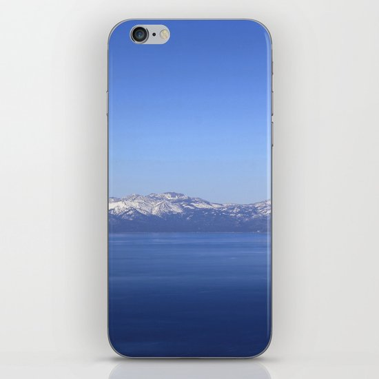 Mt Rose and Slide Mt iPhone & iPod Skin