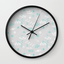 Mystic Memories Wall Clock