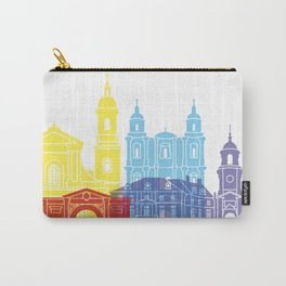 Rennes skyline pop Carry-All Pouch