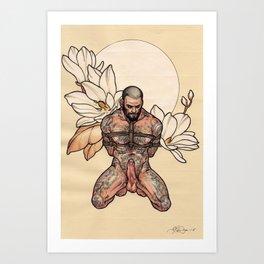 Humbled Art Print