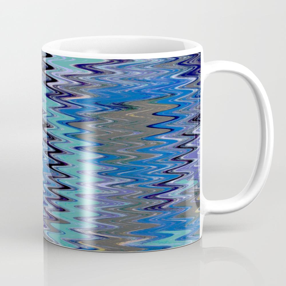 Zag Zig Mug by Paintingsbygretzky MUG823189