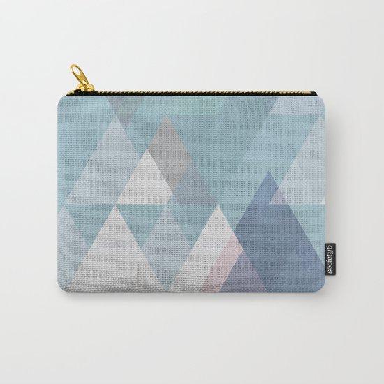 Modern Geometric II Carry-All Pouch