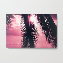 Blissful Independence Metal Print