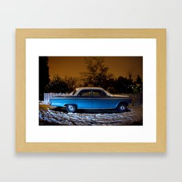 cold Impala - West Seattle Framed Art Print