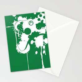 """""""Control"""" - Reversed Stationery Cards"""