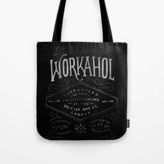 WORKAHOL Tote Bag