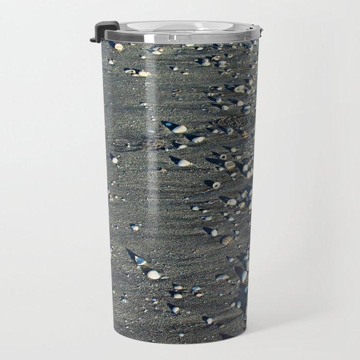 Caspersen Beach- vertical Travel Mug