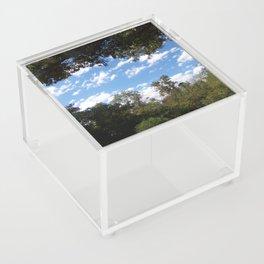 Rock Island Skies Acrylic Box