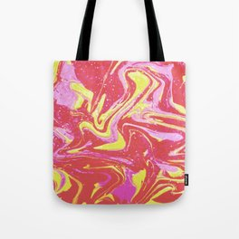 Paint Swirl One: Soleil (Hers) Tote Bag