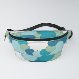 Patched Up Fanny Pack