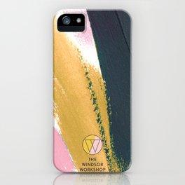 The Windsor Workshop iPhone Case