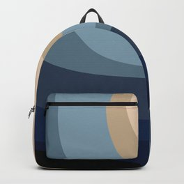 Geometric Shapes // Moonlight Backpack