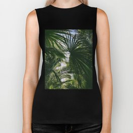 IN THE JUNGLE #1 Biker Tank