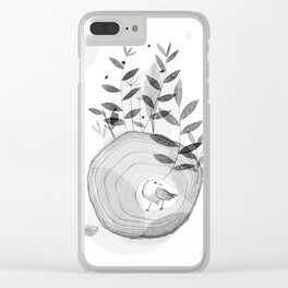 tree of life 1 Clear iPhone Case