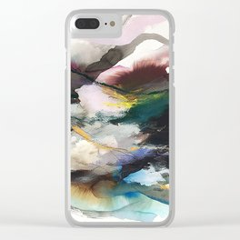 Day 72 Clear iPhone Case