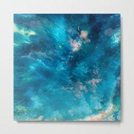 Ocean to Sea Metal Print