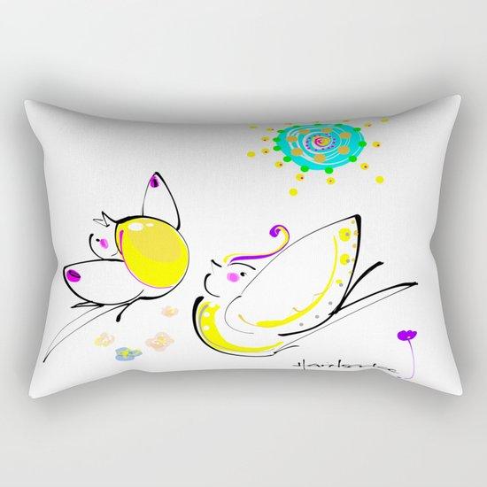design 11 Rectangular Pillow