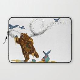 Honey Bear Laptop Sleeve