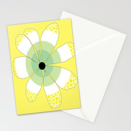 FLOWERY VIGGA  / ORIGINAL DANISH DESIGN bykazandholly Stationery Cards