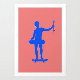 SKYTSHELGEN Art Print