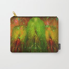 Fractal Angels VI Carry-All Pouch
