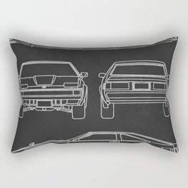 Celica XX Supra Rectangular Pillow