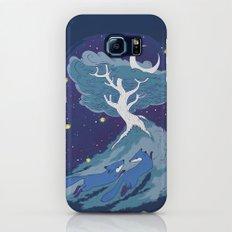 Summer Foxes Slim Case Galaxy S7