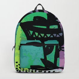 Ei plant abstract 1 Backpack