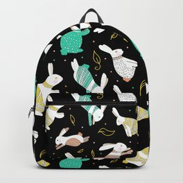 Happy Easter Bunnies! Backpack