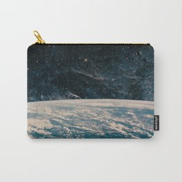 Earth and galaxy. Night Sky Space Carry-All Pouch