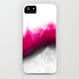 Ruby On Ice iPhone Case
