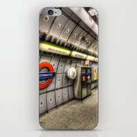 velvet underground iPhone & iPod Skins featuring Underground by David Pyatt