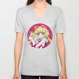 Sailor Moon - Sailor Moon Crystal III (EDT) Unisex V-Neck