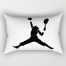 #TheJumpmanSeries, Rafa Nadal Rectangular Pillow