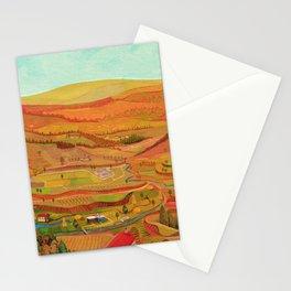 portugal landscape Stationery Cards