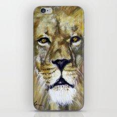 Title: Mesmerizing Lion King iPhone & iPod Skin